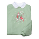 Cardinal Pair On Snowy Evergreen Sweatshirt