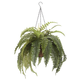 Fully Assembled Fern Hanging Basket by OakRidge Outdoor, One Size