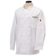 Personalized Chef Jacket White, Medium
