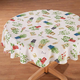 Potted Herbs Tablecloths Set/4 by OakRidge Kitchen Gallery, One Size