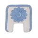 Floral Contour Bath Rug by OakRidge™, One Size