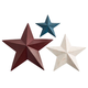 Red, White, Blue Barn Stars Set/3 by Fox River Creations™, One Size