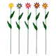 Metal Daisy Stakes Set of 5 by Fox River Creations™