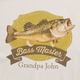 Personalized Bass Master T-Shirt