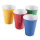 Melamine Picnic Cups, Set of 4, One Size