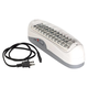 Cordless Rechargeable LED Light, One Size