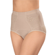 Floral Girdle Brief, One Size