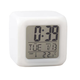 LED Color Changing Alarm Clock, One Size