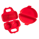 Microwave Egg Poacher & Omelet Set, One Size