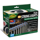 Solar String Lights, One Size
