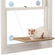 Window Mounted Cat Bed, One Size