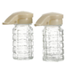 Moisture Proof Salt and Pepper Shakers
