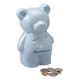 Personalized Teddy Bear Bank, One Size