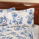 The Charlotte Reversible Microfiber Sham by OakRidge™, One Size