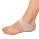 Silver Steps™ Silicone Gel Heel Sleeve, 1 Pair, One Size