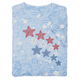 Star Slant T-Shirt, One Size