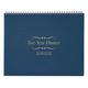 5 Year Calendar Diary 2018-2022 Blue, One Size