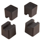 Recliner Risers Set of 4, One Size