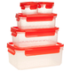 Nested Food Containers, 10 pc, One Size