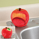 Apple Ceramic Scrubbie Holder