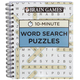 Brain Games 10-Minute Word Search, One Size