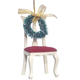 An Empty Chair Ornament, One Size