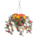 Fully Assembled Hanging Mum Basket by Oakridge™ Outdoor, One Size