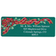 Christmas List of Blessings Address Labels Set of 200, One Size