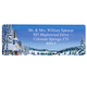 Remembering You Address Labels Set of 200, One Size