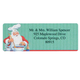 Recipe for a Merry Christmas Address Labels Set of 200, One Size