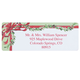 Christmas Blessings Address Labels Set of 200, One Size