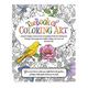 Adult Nature Coloring Art, One Size