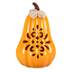 Large Ceramic Decorative Pumpkin, One Size