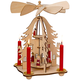 Christmas Choir Candle Holder, One Size