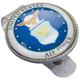 Military Visor Clip, One Size