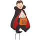 Metal Trick-or-Treat Boy by Maple Lane Creations™, One Size