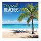 Tropical Beaches Wall Calendar, One Size