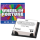 Wheel of Fortune Desk Calendar, One Size