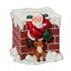 Christmas Tissue Box Holder, One Size