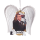 Personalized Angel Wing Frame Ornament, One Size