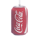 Sparkly Coca-Cola Ornament, One Size