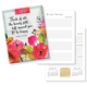 Weekly Agenda Planner - Think of all the Beauty, One Size