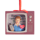 I Love Lucy Vitameatavegamin TV Ornament, One Size