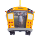 Personalized School Bus Frame Ornament, One Size