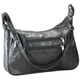 Black Leather Handbag, One Size