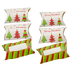 Pillow Treat Boxes Set/6, One Size