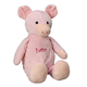 Personalized Stuffed Pig, One Size