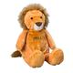 Personalized Stuffed Lion, One Size