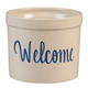 Personalized Stoneware Crock 3 Quart, One Size