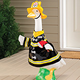 Firefighter Goose